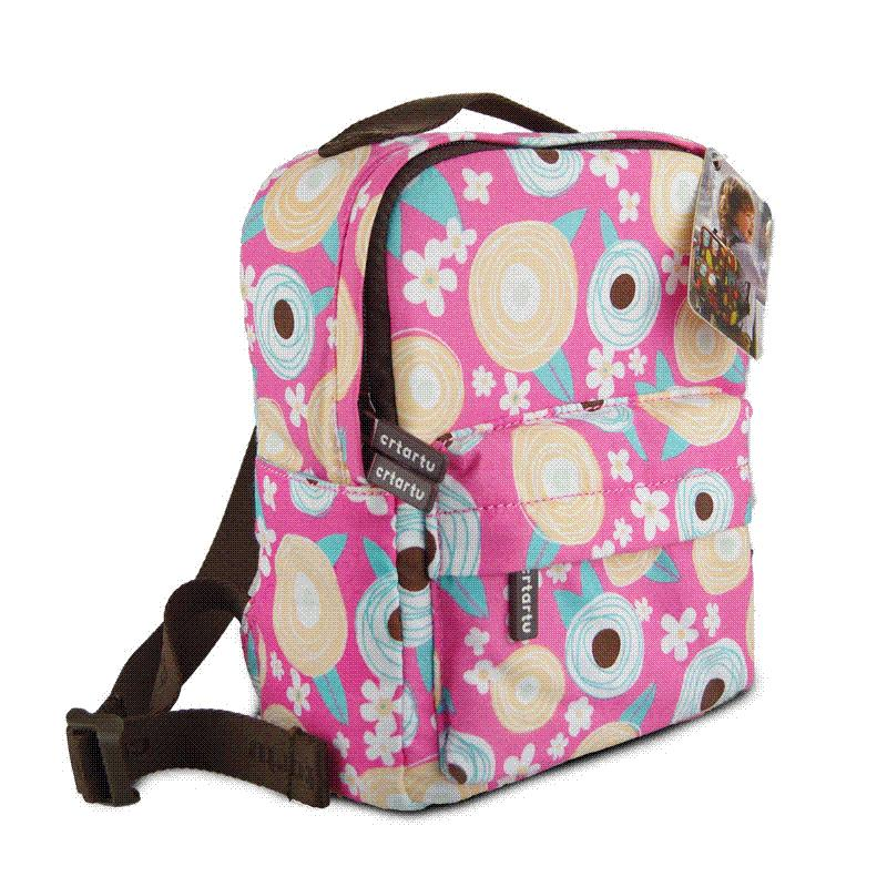 4ef5007a4b2e 2016 Cute Owl Baby Girl School Bags Kid Children S Backpack Boys Dot Toddler  Shoulder Bag Mother Daughter Travel Bag For Age 1 4 Waterproof Rucksack  Girls ...