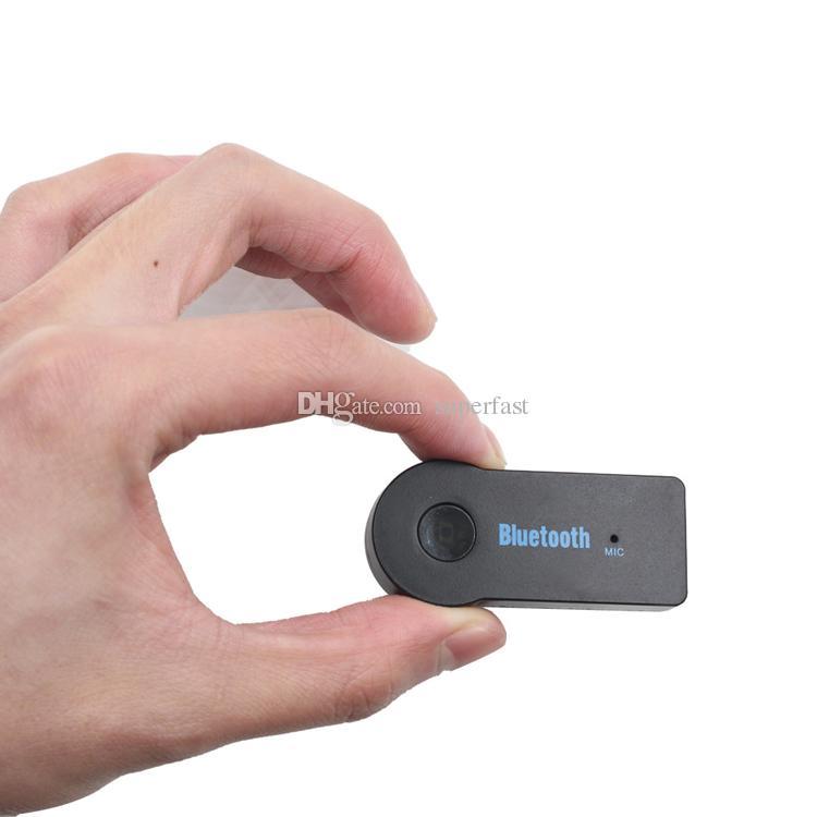 محول بلوتوث سيارة استقبال 3.5 ملليمتر aux ستيريو لاسلكي usb البسيطة بلوتوث استقبال الموسيقى الصوت ل الهاتف الذكي mp3 مع حزمة البيع بالتجزئة