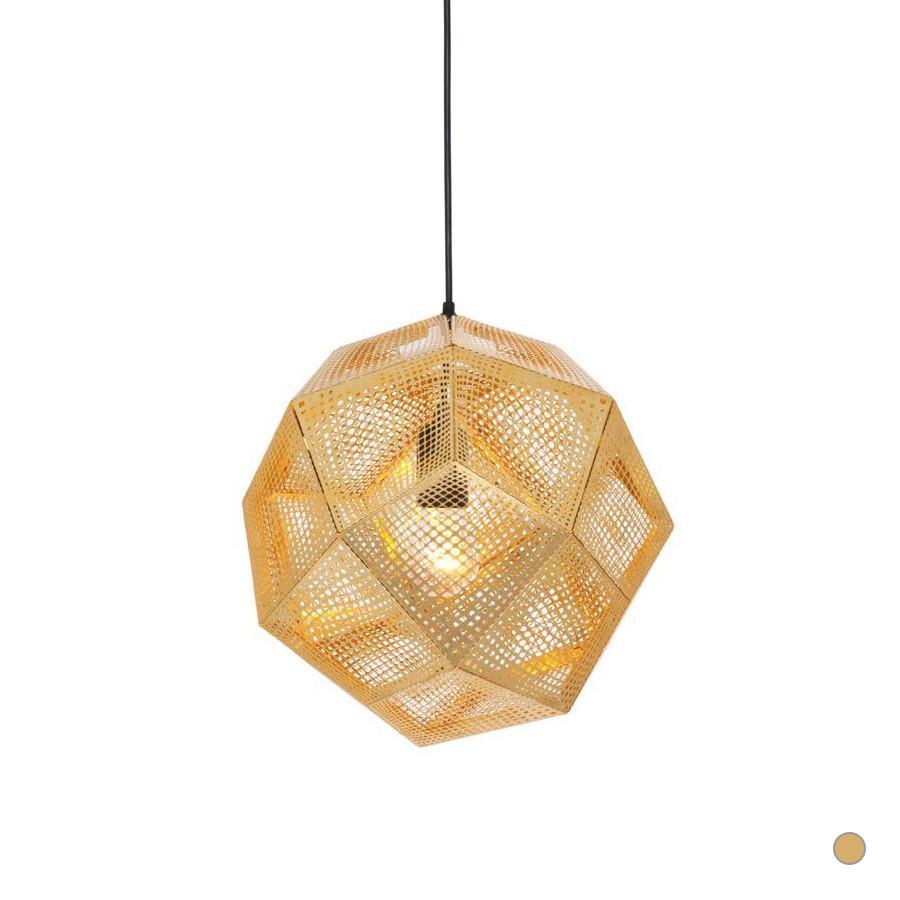 Modern Lustre Etch Pendant Lamp E27 Avize Nordic Dining Table Hanging Light Fixtures DIY Luminaire