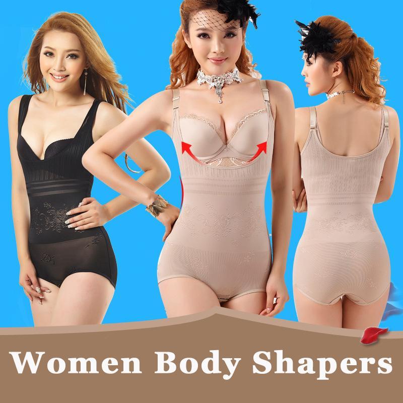 ced1fa4de2e25 Wholesale- Hot Sale Women Sexy Body Shaper High Elastic Adjustable ...