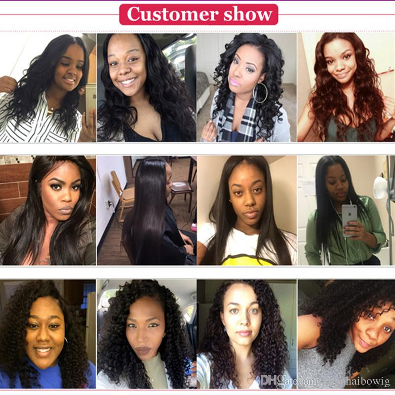 High Quality 1B Peruvian Curly Human Hair Wig Afro Kinky Curl Full Lace Wig for Black Women