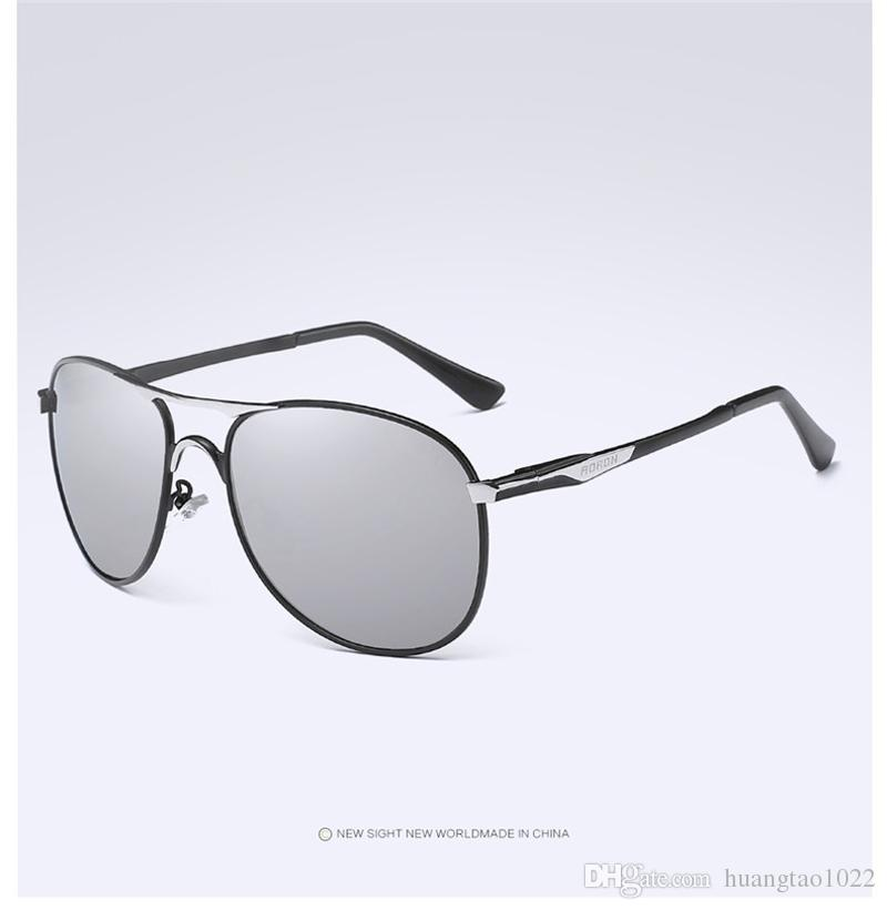 dd7016cd959 2019 Men Polarized Sunglasses Classic Brand Sun Glasses Coating Mirror Lens  Driving Sports Outdoor Eyewear Shades E8722 From Huangtao1022