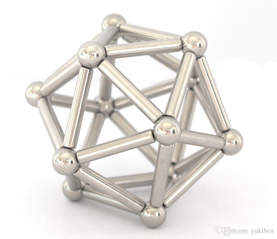 2018 Magnet Building Squares,Magnetic Sculpture Toys For ...