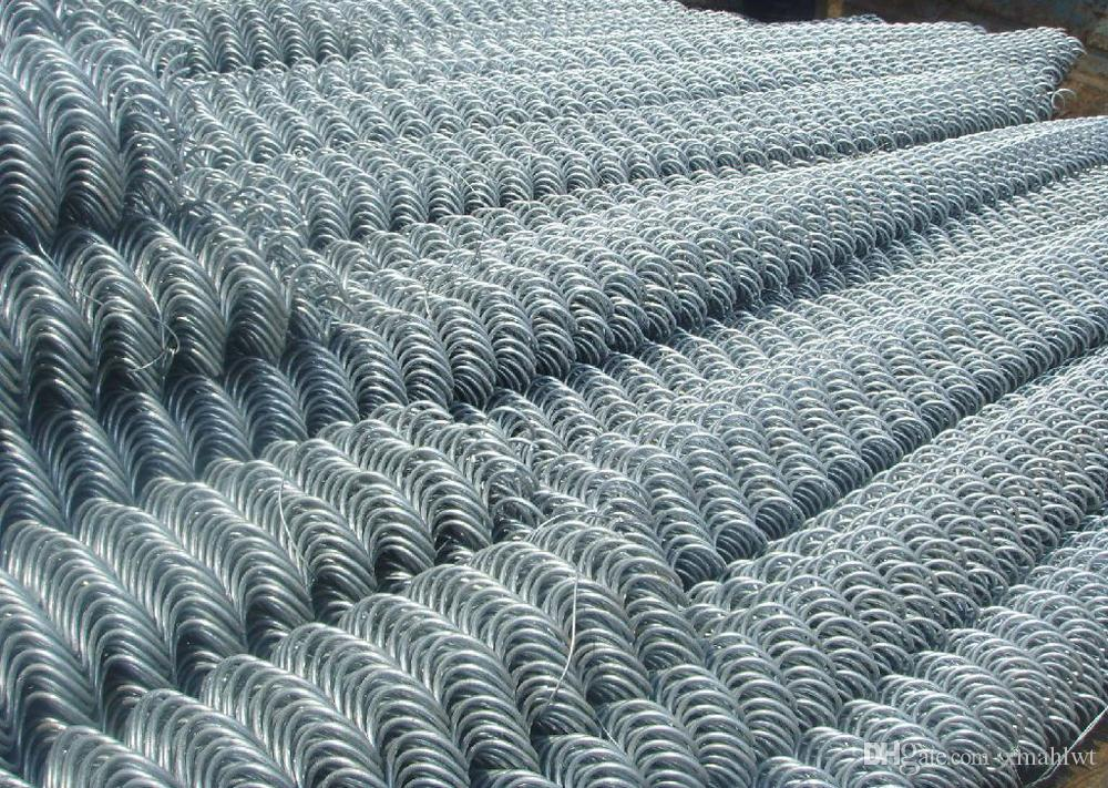 2018 Wholesale High Quality Galvanized Diamond Fence In Roll Chain ...