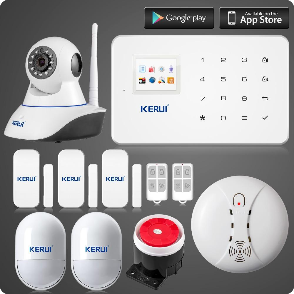 Grosshandel Ls111 Android Ios App Steuerung Gsm Hause Alarmanlage