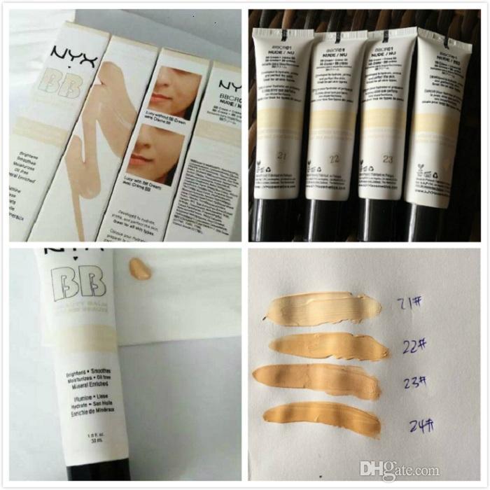 Schönheit & Gesundheit Bb & Cc Cremes 1 Stück Gold Feuchtigkeits Concealer Bb Creme Verbergen Feuchtigkeitsspendende Isolation Cc Creme
