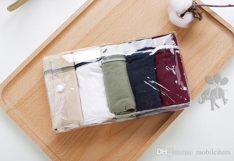 Boutique Children's underwear 5 pack Panties Underwear Baby Kids Clothing Baby boy blend cotton boxer underwear 1707