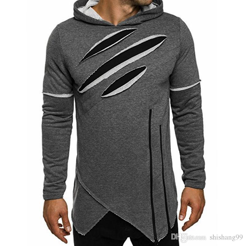 Hot sale new arrival 2017 mens hooded t shirt fashion cap for Latest shirts for mens 2017