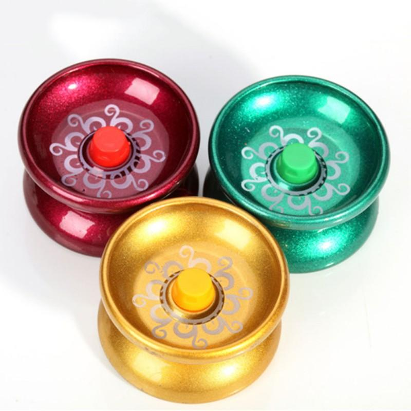 Hot Sale Yoyo Classic Kids Toys High Speed Professional Ball Bearing String Trick Yo-Yo Kids Magic Jling Toys