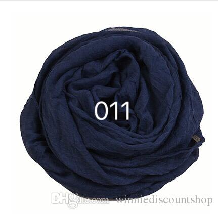 wholesale cheap plain solid color cotton linen women viscose scarf/high quality solid colour line scarfs wholesale