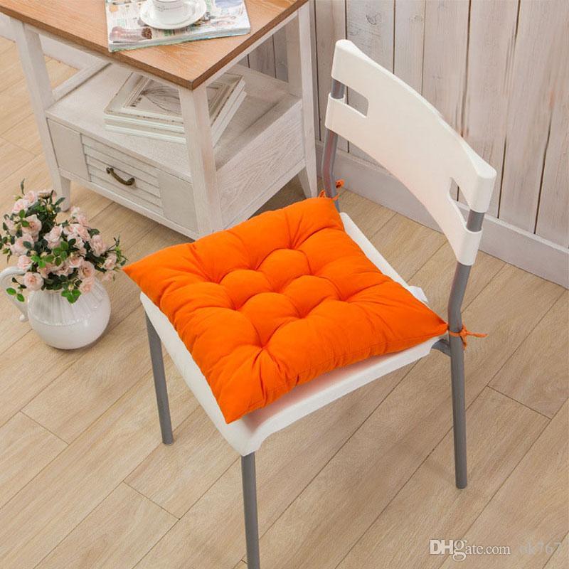 أربعة مواسم عامة طحن كرسي أو حصير حصيرة سماكة وسادة مجهرية بلون النسيج وظيفة جميلة الأرداف 40 * 40 سنتيمتر