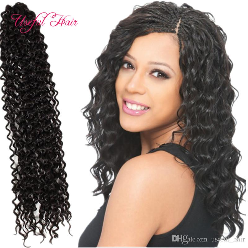 Dropshipping freetress water weave synthetic braiding hair 18inch 11 pmusecretfo Image collections