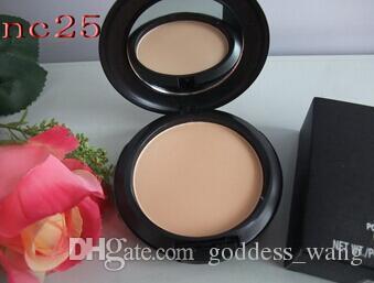 El nuevo estudio de la marca de los cosméticos del envío libre soluciona powder15g powder + foundation face /