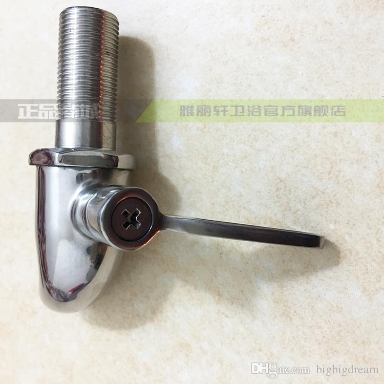 SUS 304 in acciaio inox Spigot / rubinetto barile Tap il succo dell'erogatore di parti bevande Vino Birra rubinetto caffè