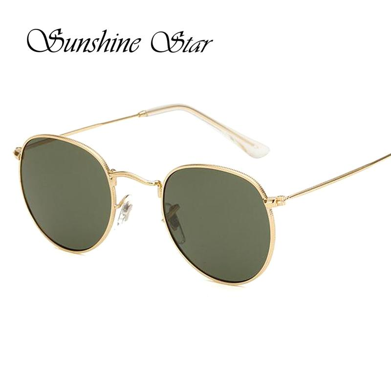 Wholesale Pop Age New Men Round Alloy Frame Sunglasses Brand ...