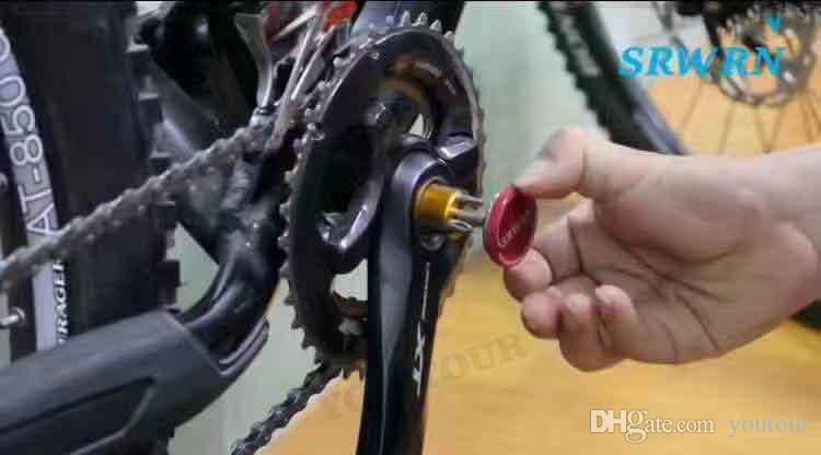 새로운 숨겨진 자전거 자전거 도구 세트 자전거 멀티 수리 도구 키트 렌치 드라이버 체인 커터 블랙 / RedGreen / 퍼플 경량 최고의 품질