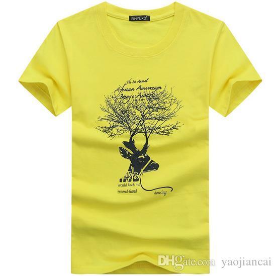 Hot 2017 Estate Moda hip hop Design T-shirt da uomo di alta qualità personalizzato stampato Top Pantaloni a vita bassa Tees