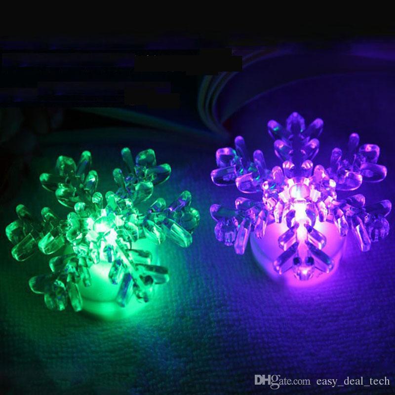 Вспышка акриловая бабочка маленький ночной свет, звезда маленький ночной свет, рождественские колокола маленький ночной свет ZJ0419