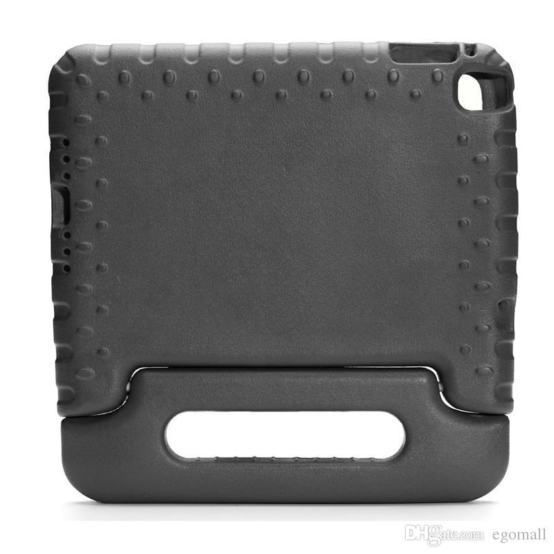 Tragbare Kids Safe Foam Shock Proof EVA Fall Griff Abdeckung Ständer für iPad mini 1234 2/3/4 Air 5 6 Pro