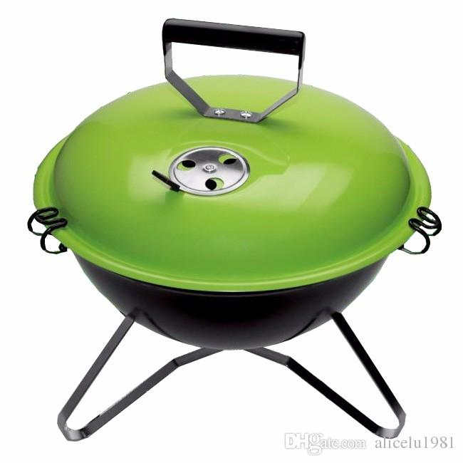 14kettle Bbq Grill, Deep Bowl Grill, Portable Bbq Grill Charcoal Grills  Outdoor Mini Caharcal Grill Wood Boiler Wood Stove From Alicelu1981, $38.2|  Dhgate.