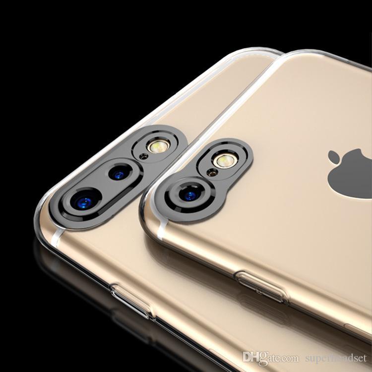 cassa del telefono TPU mate9 0,3 millimetri caso gli occhi di gatto copertura della protezione delle coperture della macchina fotografica di protezione 3D
