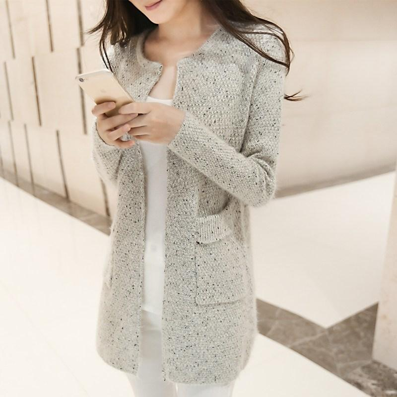 6f967862d5f04 Best 2016 New Winter Women Sweater Casual Long Sleeve Knitted Cardigans  Autumn Crochet Ladies Sweaters Fashion Tricotado Cardigan D33 Under  12.87