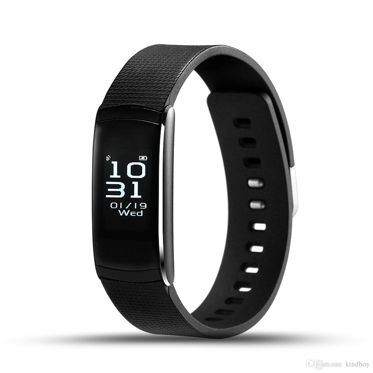 fitbit Original IWOWN I6 PRO Smart Wristband Heart Rate Monitor IP67  Waterproof Smart Bracelet Fitness Tracker support Andriod IOS