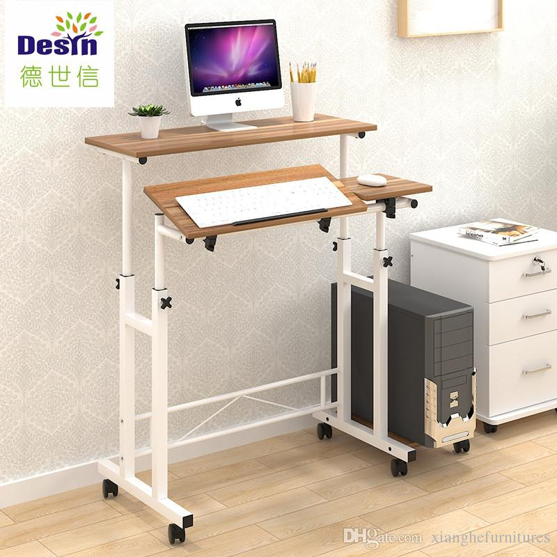 2017 New Style Pdf Wooden Home Furniture Space Saving Customized Useful  Height Adjustable Kids Wooden Study Desk From Xianghefurnitures, $57.29 |  Dhgate.Com