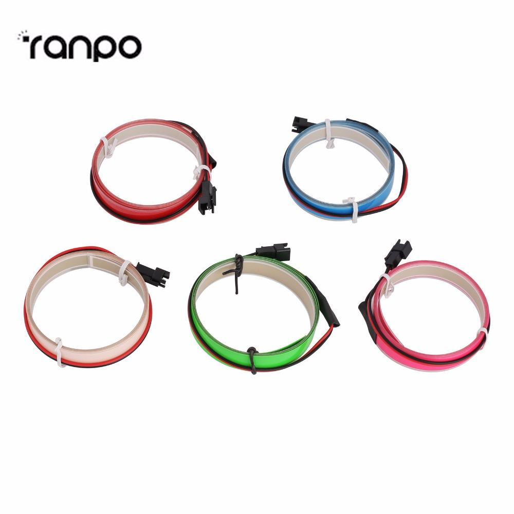 Dorable 5 wire rope light sketch electrical diagram ideas new arrivals ful 1m el tape flexible neon rope light glow el wire aloadofball Image collections
