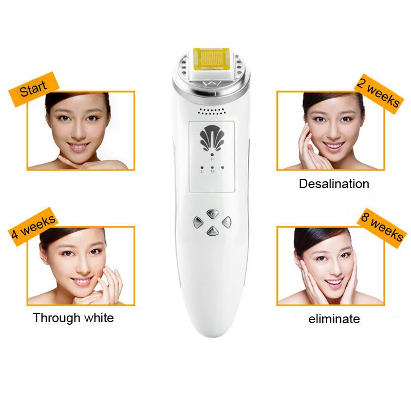 RF Radio Frequency Skin Face Care Lifting Tightening Wrinkle Removal Facial Massager Machine 100-240V Rechargeable 0609029