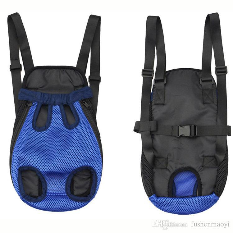 الحيوانات الأليفة اللوازم الكلب الناقل كلب صغير والقط حقائب الظهر السفر في الهواء الطلق الكلب حقائب اليد 6 ألوان شحن مجاني