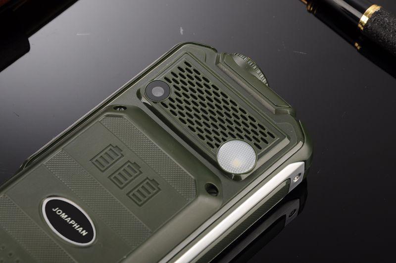 Brandnew XP 8800 keyboard phone Waterproof 1.77 Inch 3800mAh Big Battery Keyboard phone Support Torch Powerbank Function Cellphone Newest