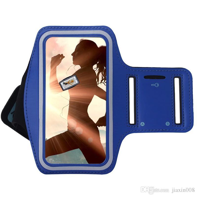 Handyarmbänder Gym Running Sport Arm Band Abdeckung für Samsung Galaxy A3 A310 A3 2016 A320 A3 2017 verstellbare Armband schützen Fall