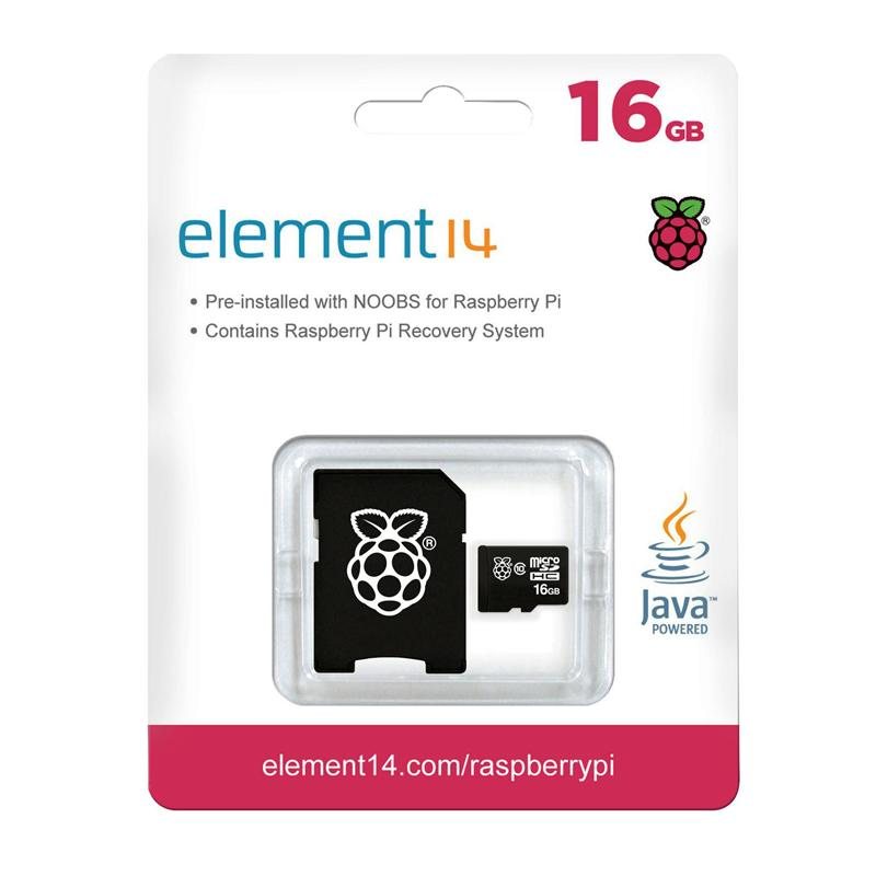 Raspberry PI 3 model B offical package include raspberry pi 3+offical case+offical power supply+16G - with noobs