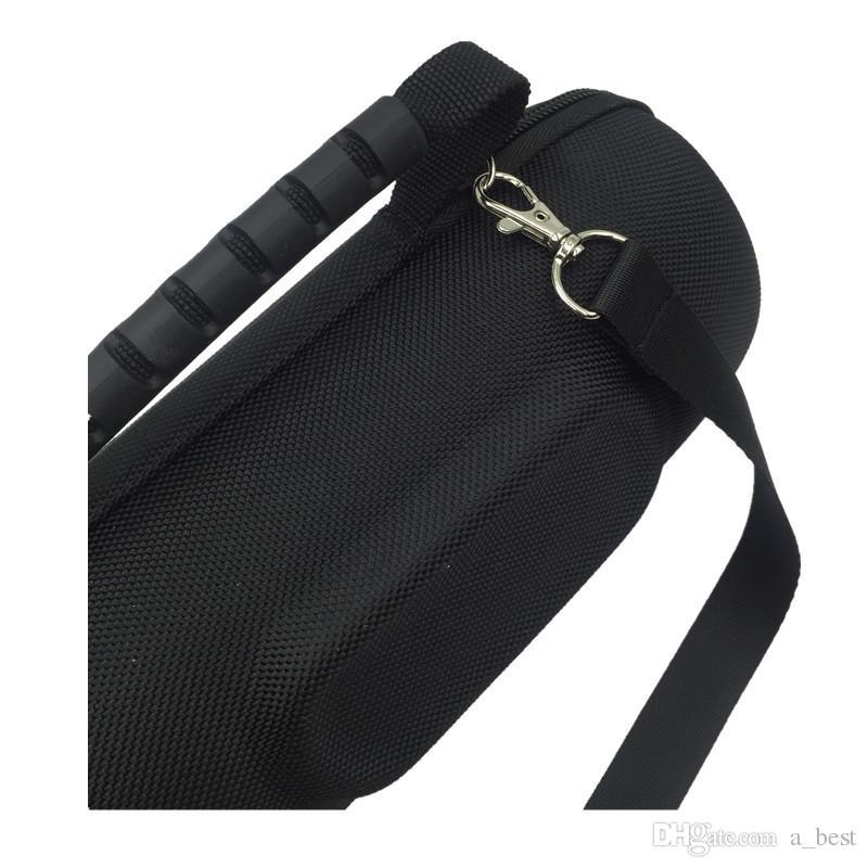 EVA-Tragekoffer Tasche Tasche Abdeckung Tragbarer Reißverschluss Carry Box Halter Für Gebühr 3 Bluetooth Wireless Lautsprecher
