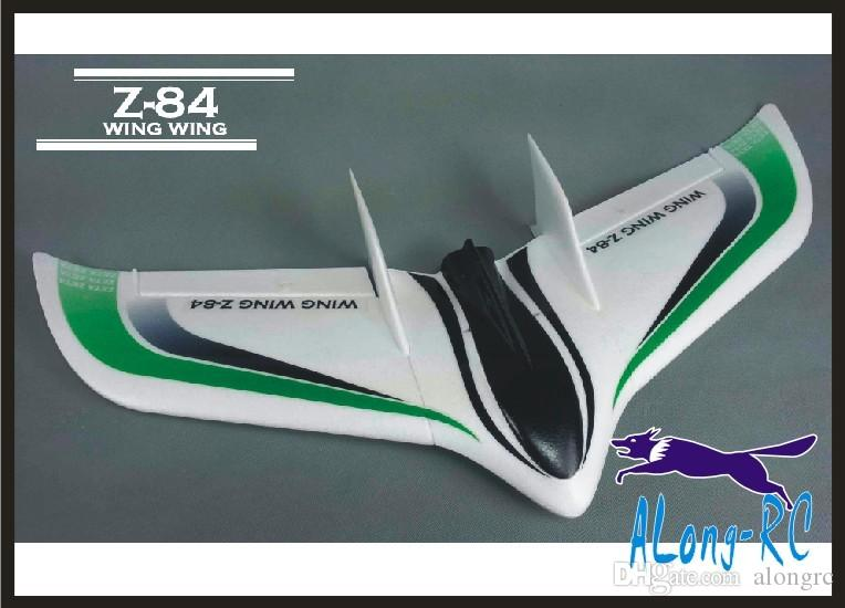 EPO plane RC airplane RC MODEL HOBBY TOY HOT SELL FLYWING Z-84 WINGWING kit set or PNP set