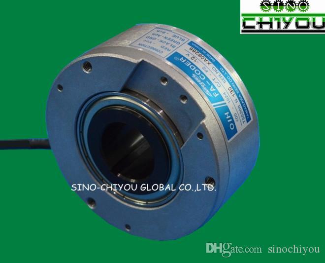 엘리베이터 TAMAGAWA 1024 인코더 TS5208N130 견인 기계 직경 30mm OIH100-1024C / T-P2-12V 12V / 5V