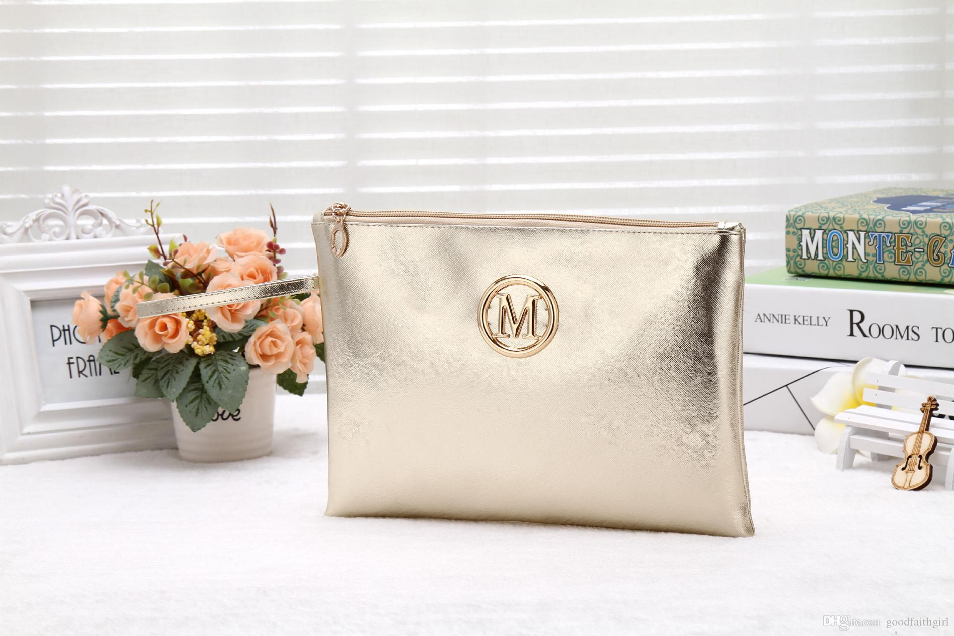 2017 New Women Evening Handbag Lady Envelope Clutch Tote Bag Purse wallet cosmetic bag by goodfiathgirl