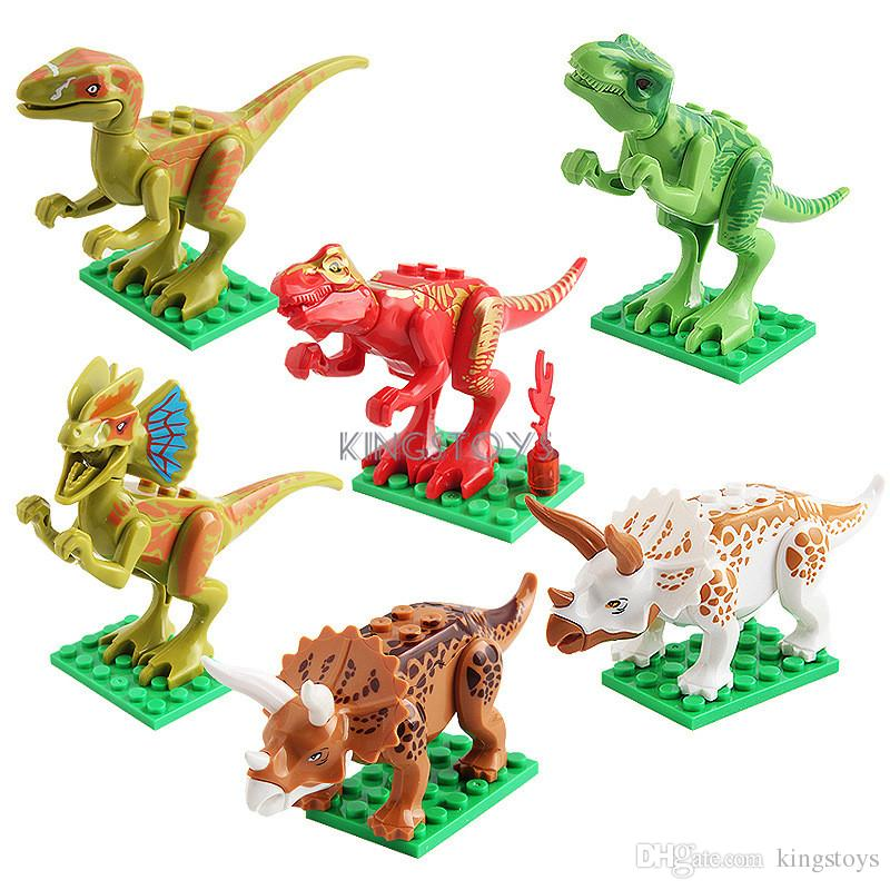 Lego Dinosaurs Building Set List: Building Blocks Lepin Dinosaures For Kids Toy Lepin Blocks