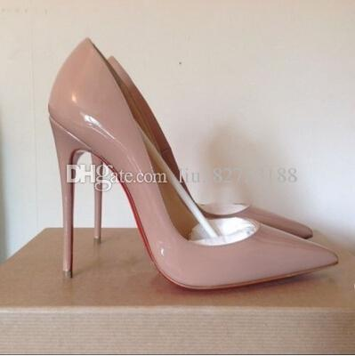2017 Brand Women Office Of Pumps Wedding Shoes Woman High Heels ...