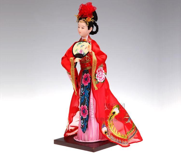 Arredamento la casa ornamenti decorazioni artigianato stile folk regalo puro Handmade nuovo quattro bellezza Yang Guifei