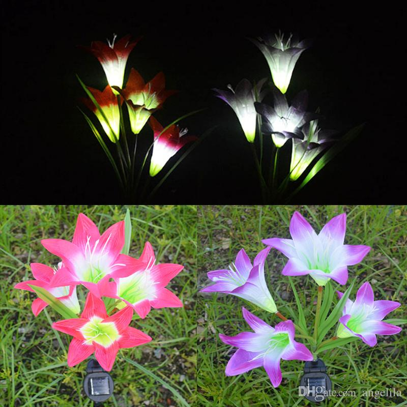 2017 Solar Powered Led Garden Lights Perfect Neutral Design Makes Garden  Pathways U0026 Flower Beds Look Great, Easy No Wire Installation From Angelila,  ...