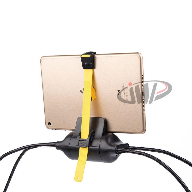 Spider Mount Phone Sandbeach Holder Portable Flexible Desktop Bed Sofa Bracket for iPhone Samsung Galaxy Note 8 Huawei LG