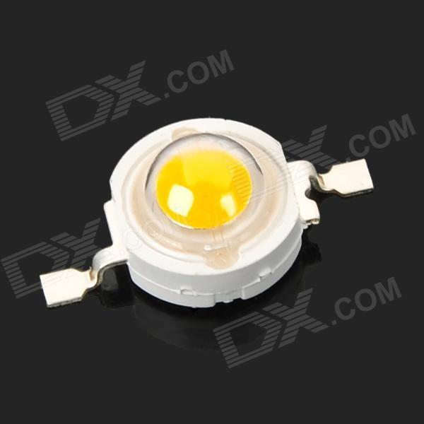 200pcs/lot Epistar DIY High Power Yellow Light 1W LED Chip Beads Module Emitter Diode Free Shipping