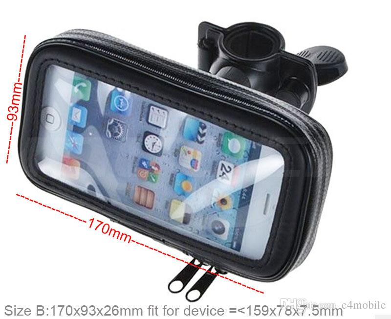 best loved cb364 97662 Touch Screen Waterproof Bicycle Bike Mobile Phone Cases Bags Holders Stands  For Huawei Honor 8 Pro/V9/Honor 6x (2016),P10/P10 Plus,Mate s2
