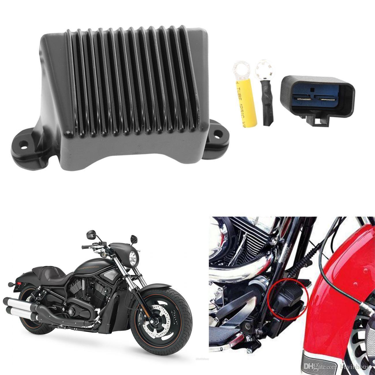 Motorbike Ingition Automobiles & Motorcycles Motorcycle Voltage Regulator Rectifier For All Harley Davidson Touring Models 1997~2001
