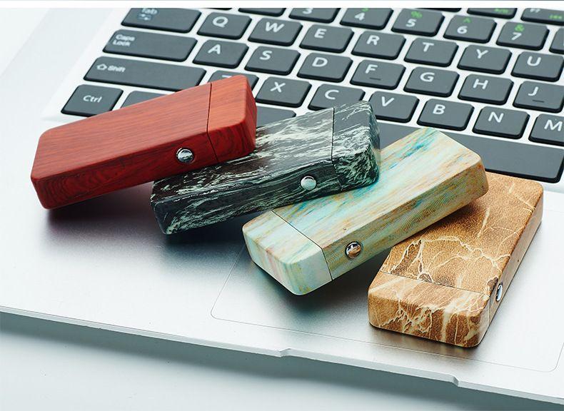 Accendino elettrico accendisigari USB accendisigari con sigaretta elettronica Dual USB ricaricabile