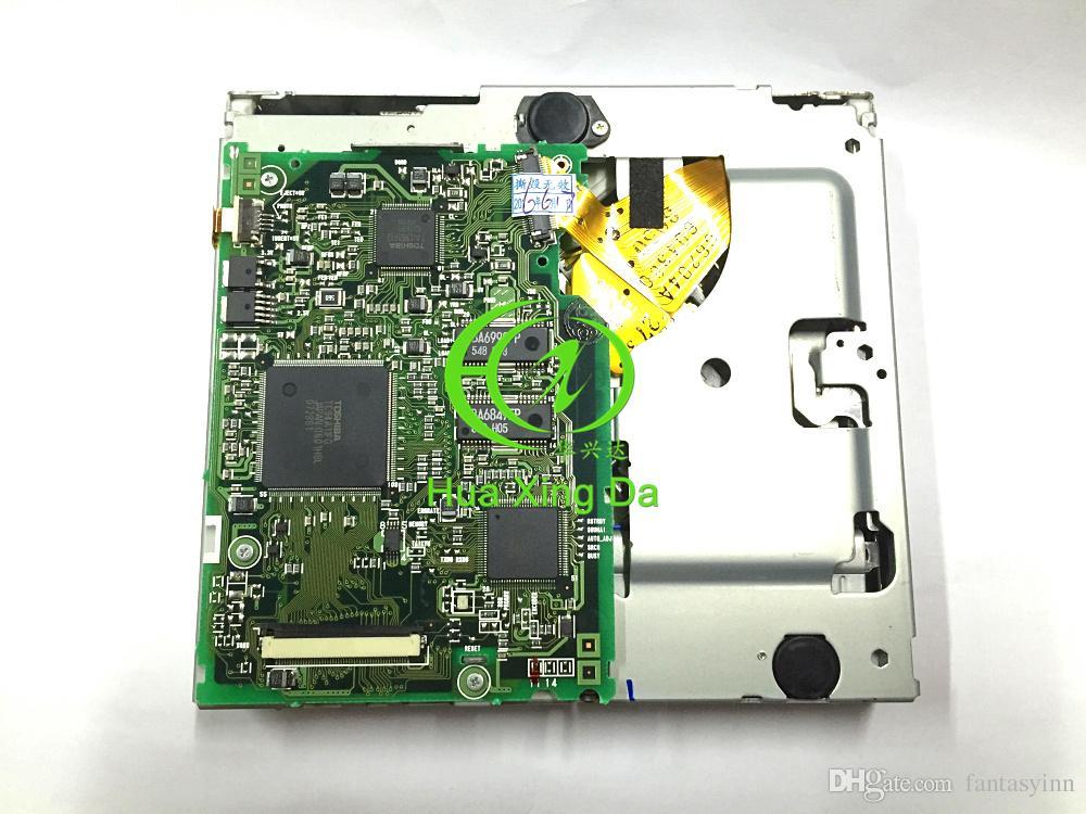 Original Fujitsu Single-DVD-Mechanismus DV-01-27C DV-01-26C DV-01-Lader 3050 Laser für Mercedes W221 NTG1 Comand APS Auto DVD-Navigation