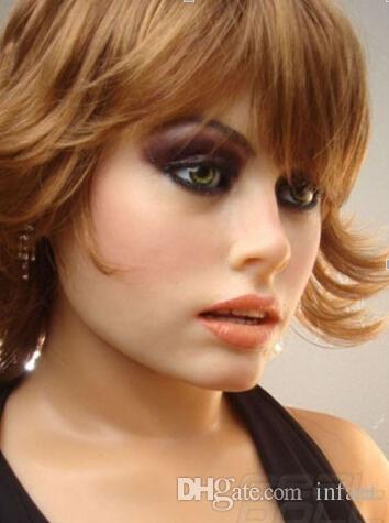 Hot Love Doll Sex Doll Vagina opgezet met Pop en Grijp Handen Volwassen Seksspeeltjes, Gratis Verzending  100% Kwaliteit Halve Semi-Soli