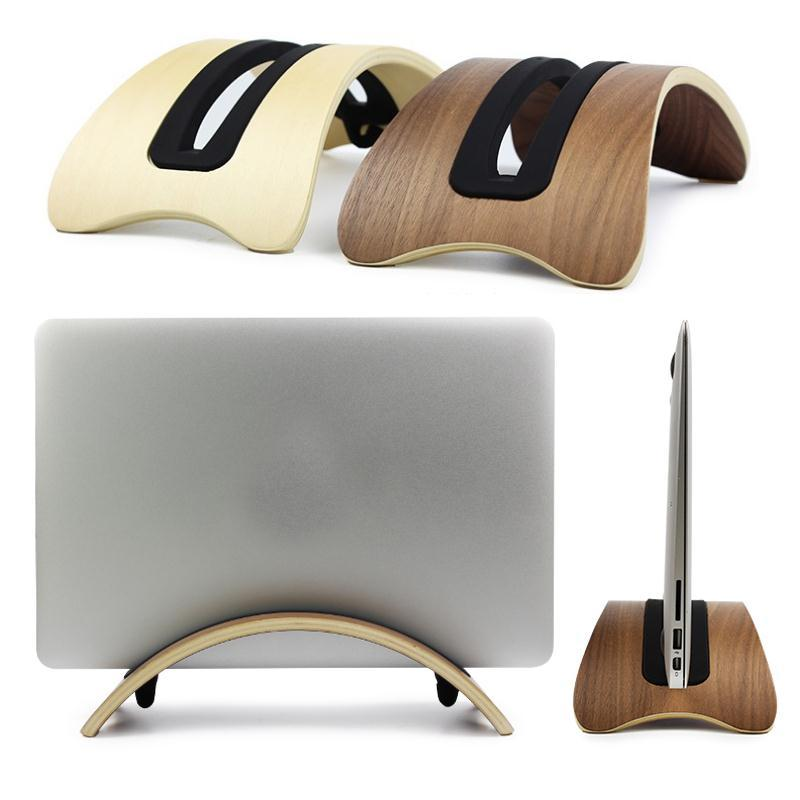 Awe Inspiring Wholesale Wooden Dock Desk Holder Mount Base Stand Support Display Rack For Macbook Air Pro Laptop Tablet Holder Stand Gmtry Best Dining Table And Chair Ideas Images Gmtryco